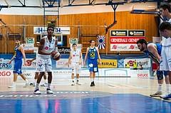 Basketball, ABL 2016/17, CUP VF, Oberwart Gunners, UBSC Graz, Andell Cumberbatch (13)