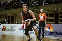 Basketball, 2.Bundesliga, Grunddurchgang 5.Runde, Mattersburg Rocks, Mistelbach Mustangs, Thomas Morwitzer (13)