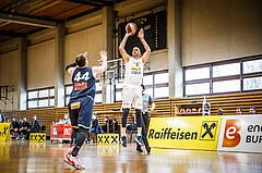 Basketball, Basketball Zweite Liga, Playoff: Viertelfinale 3. Spiel, Mattersburg Rocks, BBC Nord Dragonz, Corey HALLETT (13)