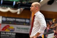 8 Basketball ABL 2017/18 CUP HF Gmunden Swans vs Flyers Wels