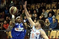 Basketball ABL 2016/17 Grunddurchgang 16.Runde Kapfenberg Bulls vs Oberwart Gunners