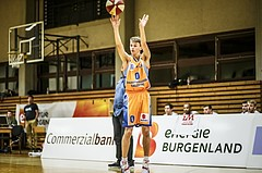 Basketball, 2.Bundesliga, Grunddurchgang 4.Runde, Mattersburg Rocks, BBU Salzburg, Dusko Tepic (0)