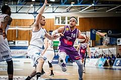 Basketball, ABL 2018/19, Grunddurchgang 33.Runde, Oberwart Gunners, Timberwolves, Marko Kolaric (16)