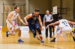 Basketball, ABL 2016/17, CUP 2.Runde, Mattersburg Rocks, Fürstenfeld Panthers, Hannes Ochsenhofer (10)