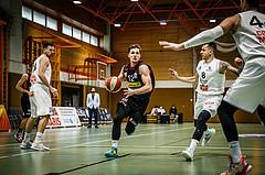 Basketball, Basketball Zweite Liga, Viertelfinale Spiel 2, BBC Nord Dragonz, Mattersburg Rocks, Roman Skvasik (12)