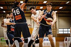 Basketball, Basketball Zweite Liga, Playoff: Viertelfinale 3. Spiel, Mattersburg Rocks, BBC Nord Dragonz, Marko SOLDO (7)
