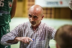 Basketball, 2.Bundesliga, Grunddurchgang 4.Runde, Mattersburg Rocks, BBU Salzburg, Dragan Sliskovic (Head Coach)