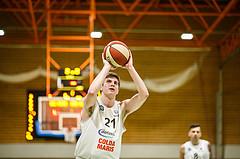 Basketball, Basketball Zweite Liga, Grunddurchgang 22.Runde, BBC Nord Dragonz, UDW Alligators Deutsch Wagram, Lukas Knor (21)