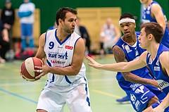 Basketball, ABL 2016/17, CUP 2.Runde, Blue Devils Wr. Neustadt, Oberwart Gunners, Ali Dönmez (9)