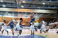 Basketball, ABL 2016/17 Playoff Finale Spiel 5 Oberwart Gunners vs Kapfenberg Bulls