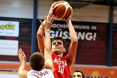 Basketball FIBA U18 European Championship Men 2015 DIV B Team Portugal vs. Team Austria