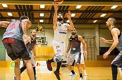 Basketball, 2.Bundesliga, Grunddurchgang 4.Runde, Mattersburg Rocks, Villach Raiders, Michael MACH (14)