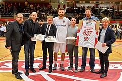 Basketball ABL 2018/19 Grunddurchgang 06. Runde Flyers Wels vs Traiskirchen Lions