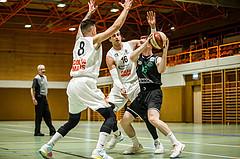 Basketball, Basketball Zweite Liga, Grunddurchgang 22.Runde, BBC Nord Dragonz, UDW Alligators Deutsch Wagram, N. Nikolic (16)