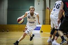 Basketball, 2.Bundesliga, Grunddurchgang 5.Runde, Mattersburg Rocks, Mistelbach Mustangs, Claudio VANCURA (10)