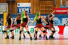 Basketball, CUP 2017 , 1/2 Finale, WBC Wels, Kapfenberg Bulls, Dancers
