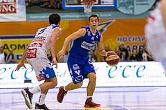 Basketball, ABL 2017/18, Grunddurchgang 7.Runde, Kapfenberg Bulls, Oberwart Gunners, Jakob Szkutta (4)