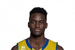 Basketball, ABL 2018/19, Media, UBSC Graz, Bobby Ohakwe (15)