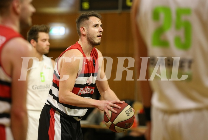 Basketball 2.Bundesliga 2018/19, Grunddurchgang 14.Runde Basketflames vs. Villach Raiders