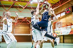Basketball, 2.Bundesliga, Grunddurchgang 2.Runde, BBC Nord Dragonz, Jennersdorf Blackbirds, Tomas Markus (7)