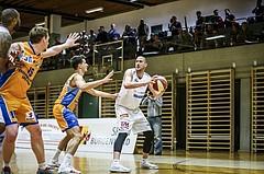 Basketball, 2.Bundesliga, Grunddurchgang 4.Runde, Mattersburg Rocks, BBU Salzburg, Corey HALETT (16)
