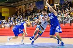 Basketball, ABL 2017/18, Grunddurchgang 7.Runde, Kapfenberg Bulls, Oberwart Gunners, Filip Krämer (9)
