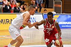 Basketball ABL 2017/18 PlayOff VF1 Flyers Wels vs BC Vienna