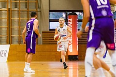 Basketball, 2.Bundesliga, Grunddurchgang 2.Runde, Mattersburg Rocks, Vienna DC Timberwolves, Claudio VANCURA (10)