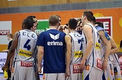 Basketball ABL 2016/17 Grunddurchgang 20.Runde Kapfenberg bulls vs Traiskirchen Lions