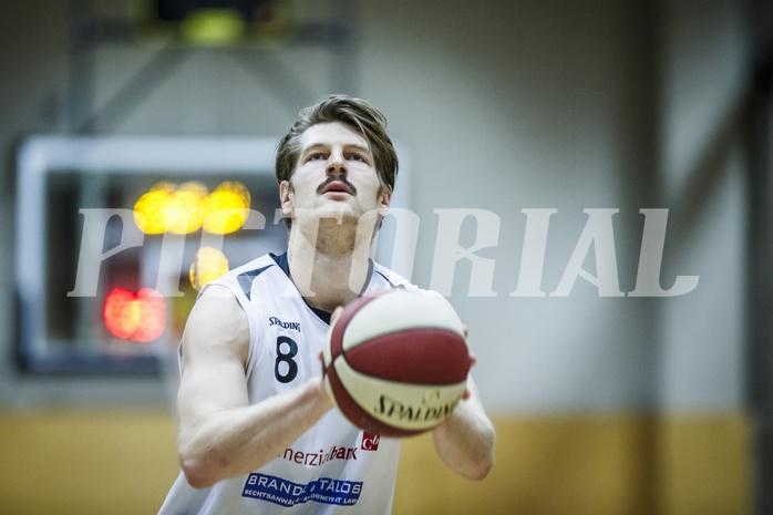 Basketball, 2.Bundesliga, Grunddurchgang 9.Runde, Mattersburg Rocks, Basket Flames, Maximilian HÜBNER (8)