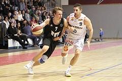 Basketball 2.Bundesliga 2018/19 Grunddurchgang 18.Runde  Jennersdorf Blackbirds vs Wörthersee Piraten