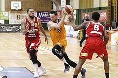 Basketball ABL 2017/18 Grunddurchgang 14.Runde  Fürstenfeld Panthers vs BC Vienna