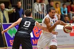 Basketball ABL 2015/16 Grunddurchgang 8.Runde WBC Wels vs Traiskirchen Lions