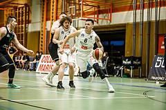 Basketball, Basketball Zweite Liga, Grunddurchgang 22.Runde, BBC Nord Dragonz, UDW Alligators Deutsch Wagram, Petar Zivkovic (8)