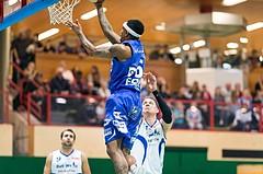 Basketball, ABL 2016/17, CUP 2.Runde, Blue Devils Wr. Neustadt, Oberwart Gunners, Derek Jackson Jr. (6)