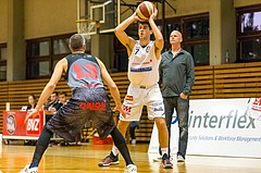 Basketball, 2.Bundesliga, Grunddurchgang 4.Runde, Mattersburg Rocks, Villach Raiders, Marco SOLDO (7)