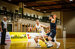 Basketball, Basketball Zweite Liga, Playoff: Viertelfinale 1. Spiel, Mattersburg Rocks, BBC Nord Dragonz, Florian DUCK (3)