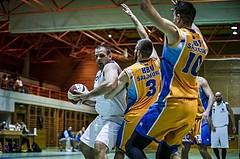 Basketball, 2.Bundesliga, Grunddurchgang 5.Runde, Mattersburg Rocks, Mistelbach Mustangs,