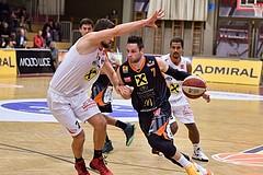 Basketball ABL 2015/16 Grunddurchgang 12.Runde WBC Wels vs F