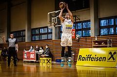 Basketball, Basketball Zweite Liga, Playoff: Viertelfinale 1. Spiel, Mattersburg Rocks, BBC Nord Dragonz, Roman Skvasik (12)