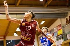 Basketball, ABL 2017/18, Grunddurchgang 14.Runde, Traiskirchen Lions, Oberwart Gunners, Aleksandar Andjelkovic (10)