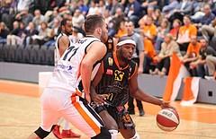 Basketball ABL 2015/16 Grunddurchgang 2.Runde BK Dukes Klosterneuburg vs. F