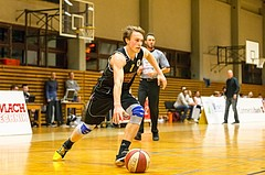 Basketball, 2.Bundesliga, Grunddurchgang 11.Runde, Mattersburg Rocks, Wörthersee Piraten, Lukas Simoner (7)