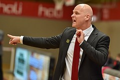 Basketball ABL 2015/16 Grunddurchgang 30.Runde WBC Wels vs F
