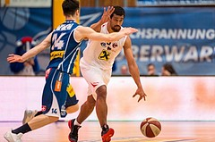 Basketball, CUP 2017 , 1/2 Finale, WBC Wels, Kapfenberg Bulls, Lorenzo O'Neal (9)