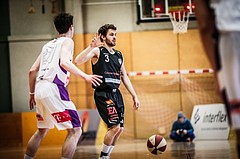 Basketball, 2.Bundesliga, Playoff HF Spiel 2, Mattersburg Rocks, Vienna D.C. Timberwolves, Jan Nicoli (3)