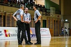 Basketball, 2.Bundesliga, Grunddurchgang 3.Runde, Mattersburg Rocks, BBC Nord Dragonz, Referees