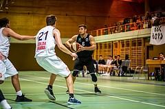 Basketball, Basketball Zweite Liga, Grunddurchgang 1.Runde, COLDA MARIS BBC Nord Dragonz, Swarco Raiders Tirol, Stefan Oberhauser (6)
