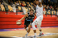Basketball, Basketball Austria Cup, Cup Achtelfinale, Kapfenberg Bulls, Mattersburg Rocks, Florian DUCK (3)