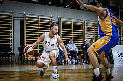 Basketball, Basketball Zweite Liga, Grunddurchgang 4.Runde, Mattersburg Rocks, BBU Salzburg, Florian DUCK (3)